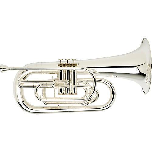 Dynasty M376S Marching Euphonium Bugle in G-thumbnail