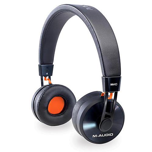 M-Audio M40 Studio Headphones-thumbnail