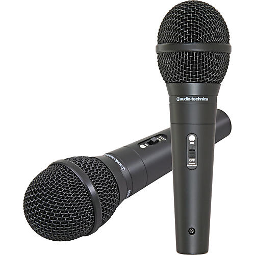Audio-Technica M4000S Microphone - Buy One, Get One Free