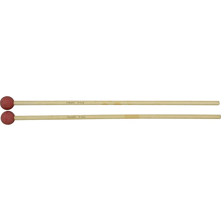 Musser M402 Medium Rubber Mallets