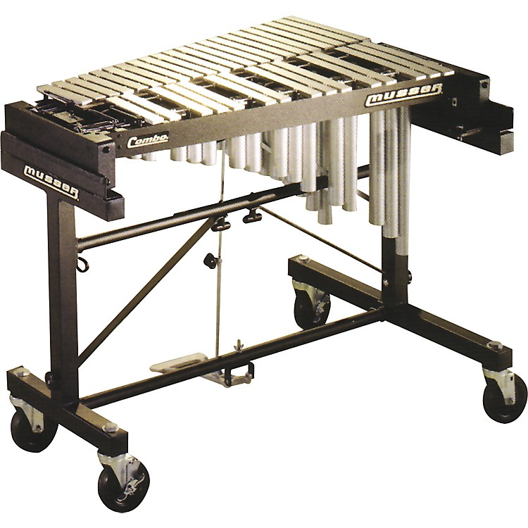 Musser M44 / M7044 Combo 3 Octave Vibraphone With Moto Cart Frame (M-7044)