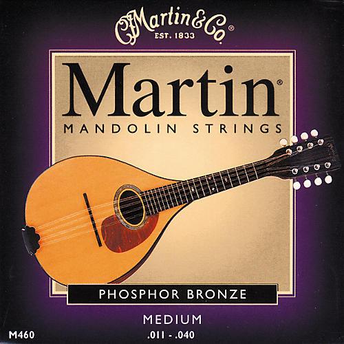 Martin M460 92/8 Phosphor Bronze Mandolin Strings