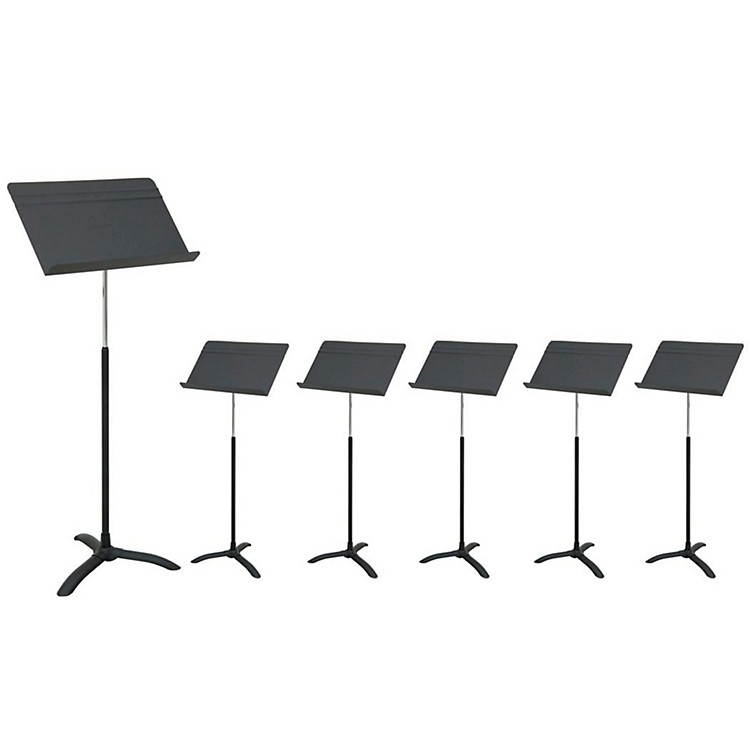 Manhasset M48 Carton of 6 Music Stands