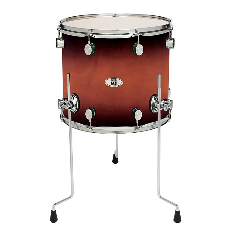 Pdp m5 floor tom drum musician 39 s friend for 16 x 12 floor tom