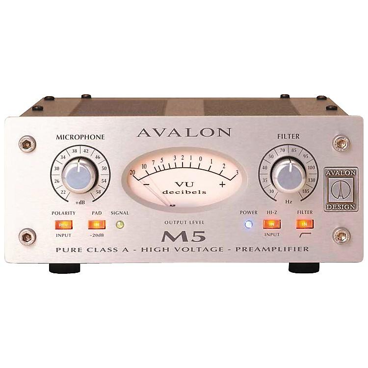 AvalonM5 Mono Pure Class A Microphone Preamp