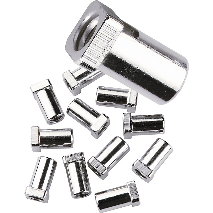 PearlM5.8 Swivel Nut (12 Pack)Nickel Plated