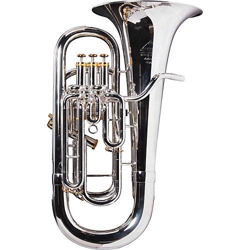 Miraphone M5050 Ambassador Series Compensating Euphonium Silver