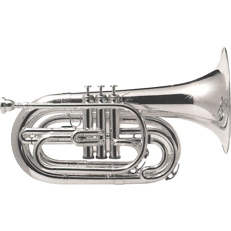 DynastyM571S Silver Marching Baritone