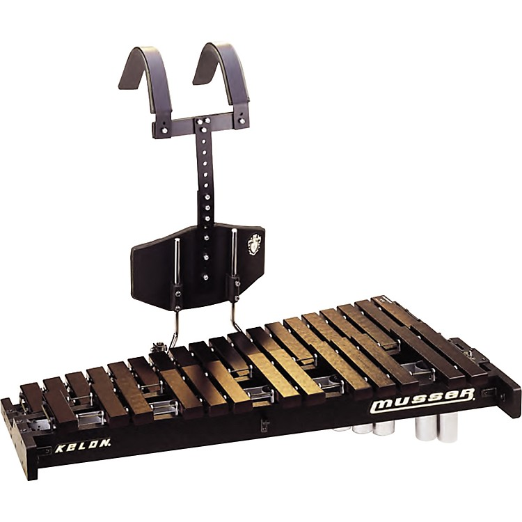 Musser M66 2.5 Octave Marching Xylophone Mallet Percussion Strider Carrier