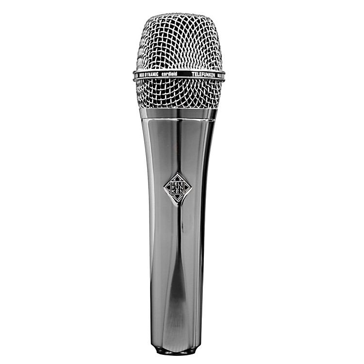 Telefunken M80 Dynamic Microphone Chrome