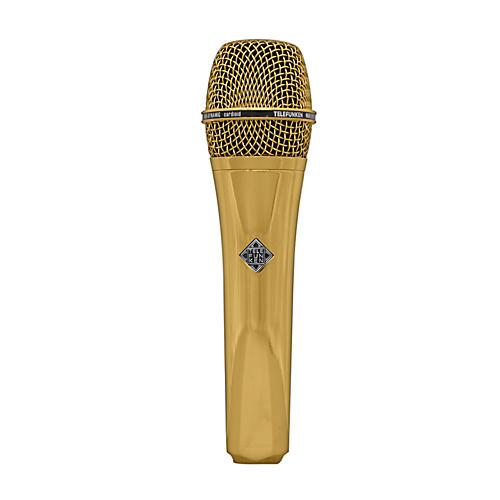 Telefunken M80 Dynamic Microphone Gold