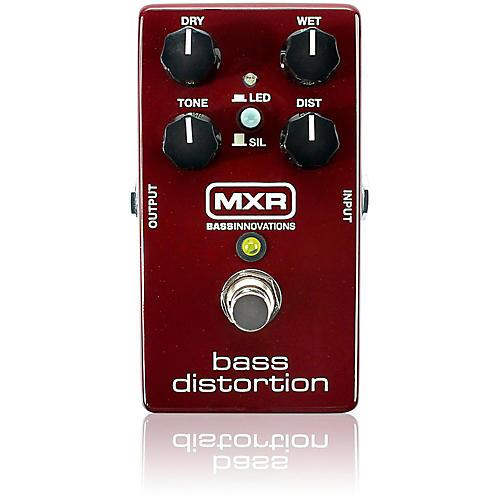 MXR M85 Bass Distortion Effects Pedal-thumbnail