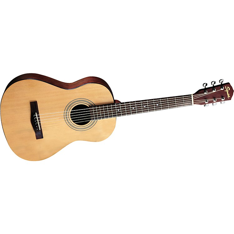 squier ma 1 3 4 size steel string acoustic guitar musician 39 s friend. Black Bedroom Furniture Sets. Home Design Ideas