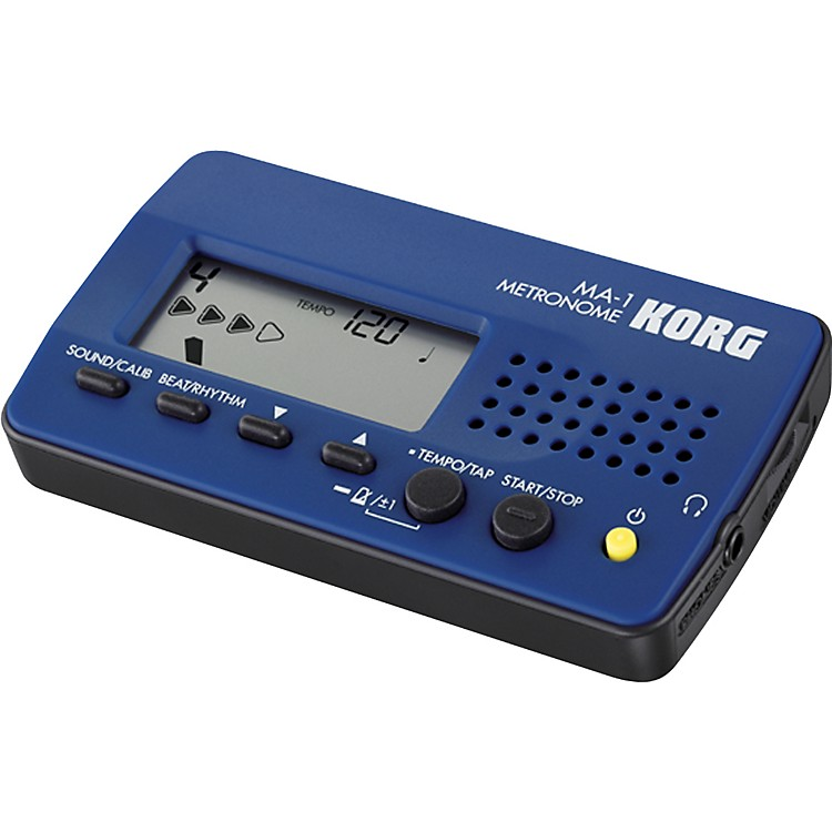 Korg MA-1 Digital Metronome Red