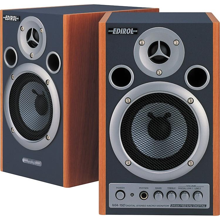 EdirolMA-15D Digital Stereo Micro Monitor Pair