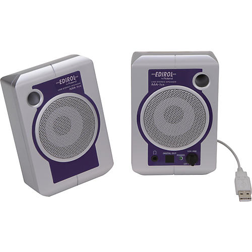 Edirol MA-1EX USB Powered Stereo Speakers
