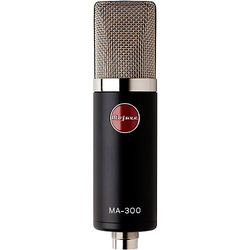 Mojave Audio MA-300 Large-Diaphragm Multi-Pattern Tube Condenser Mic