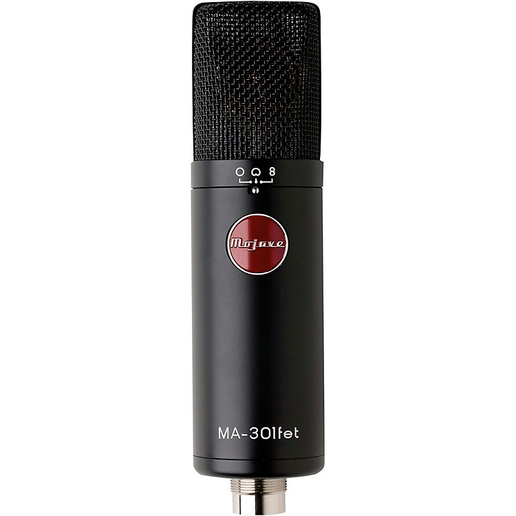 Mojave Audio MA-301FET Large Diaphragm Multipattern Condenser Microphone