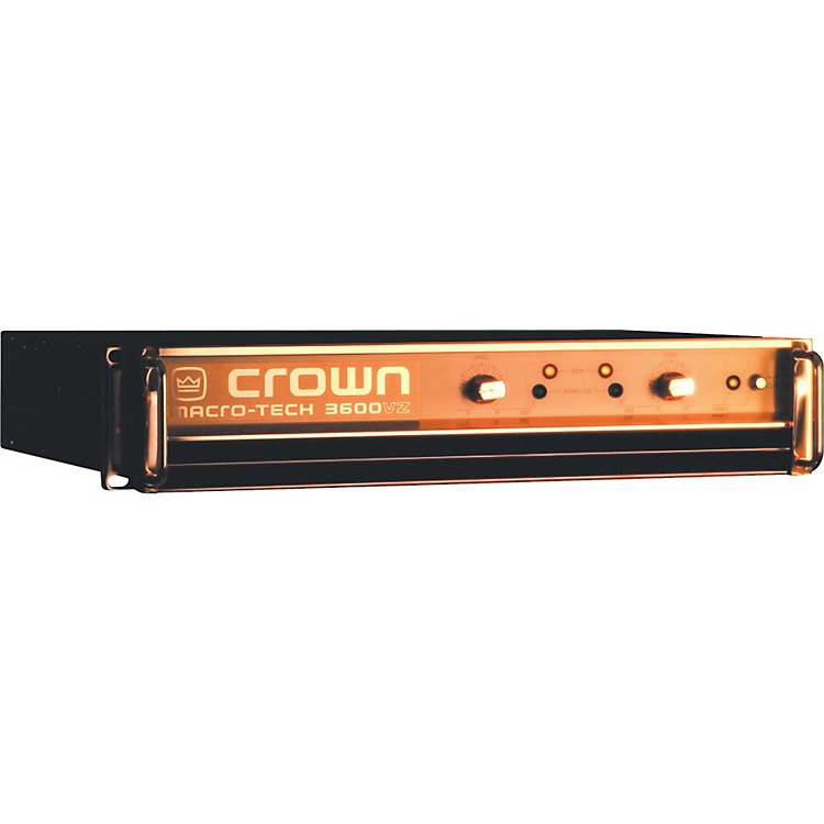 Crown MA-3600VZ AE Macro-Tech Anniversary Power Amp