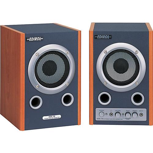 Edirol MA-7A Stereo Micro Monitors-thumbnail