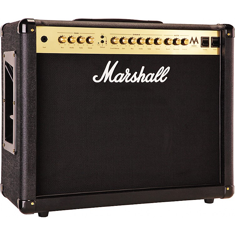 MarshallMA Series MA50C 50W 1x12 Tube Guitar Combo Amp