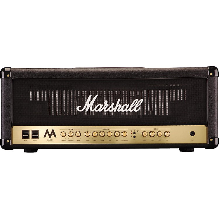 MarshallMA100H 100W Tube Guitar Amp Head