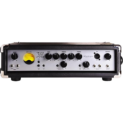 Ashdown MAG 300H EVO II 307W Bass Amp Head