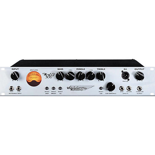 Ashdown MAG 300R 300 Watt Bass Amp Head