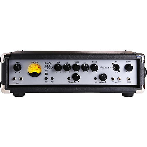Ashdown MAG 600H EVO II 600W Bass Amp Head-thumbnail