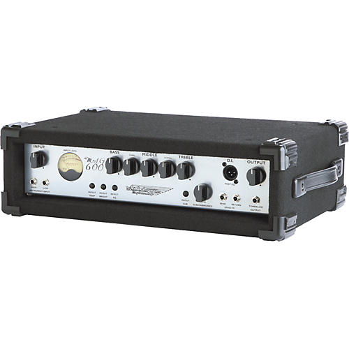 Ashdown MAG 600H EVO II Bass Amp Head-thumbnail