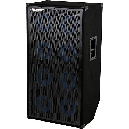 Ashdown mag 810t 8x10 deep bass cabinet with tweeter for 8x10 kitchen cabinets