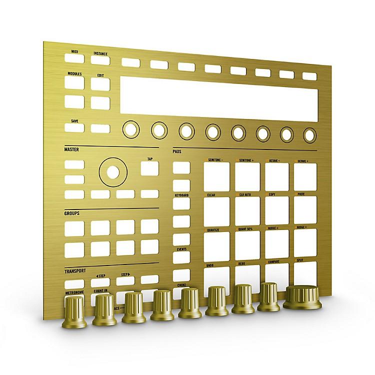 Native InstrumentsMASCHINE CUSTOM KITSSolid Gold