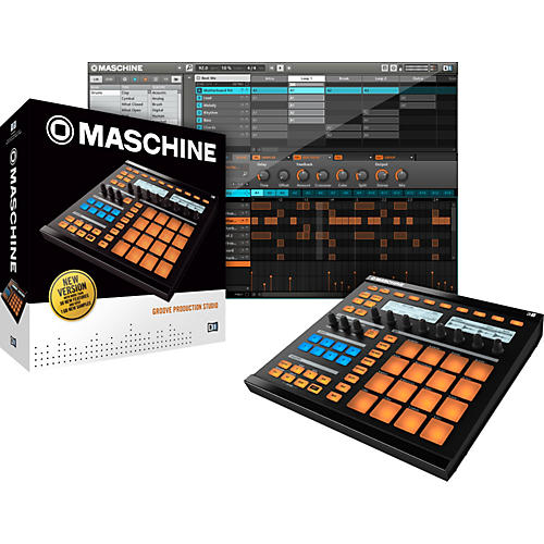 Native Instruments MASCHINE Groove Production Studio