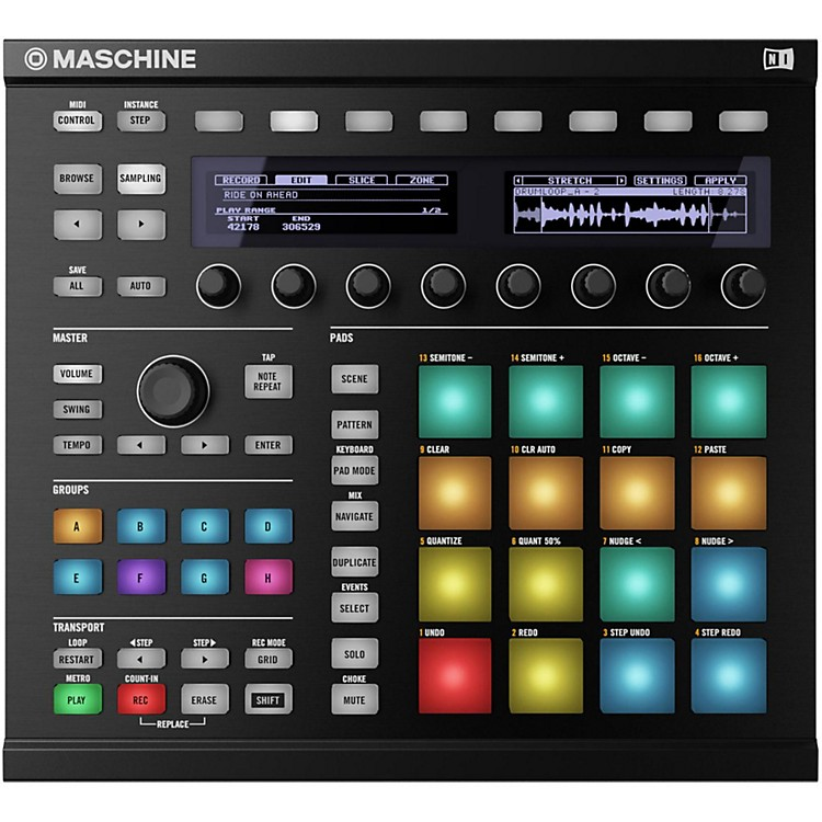 Native Instruments MASCHINE MK2