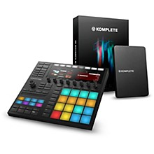Native Instruments MASCHINE MK3 with KOMPLETE 11