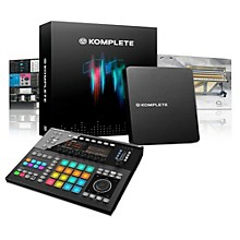Native Instruments MASCHINE STUDIO with KOMPLETE 11 Black