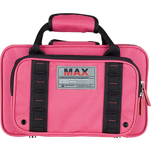 Protec MAX Clarinet Case Fuschia