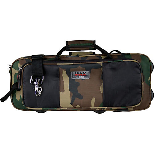 Protec MAX Contoured Trumpet Case Camouflage