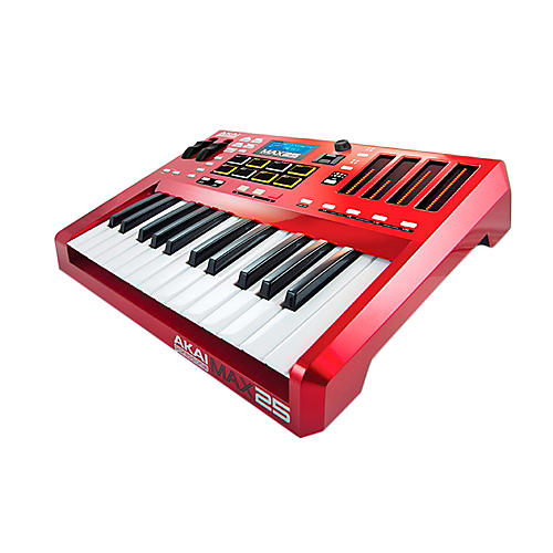 Akai Professional MAX25 25-Key MIDI Controller