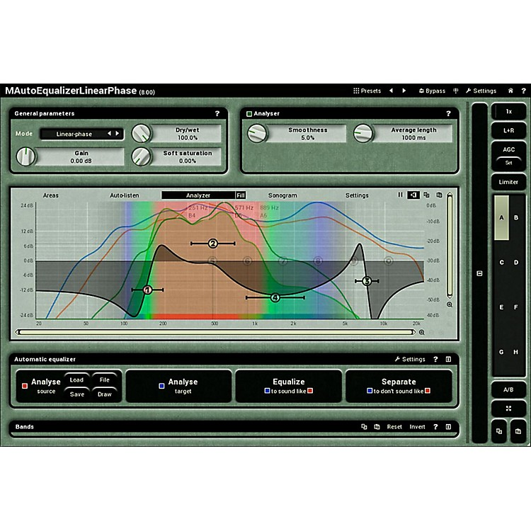 Melda Production MAutoEqualizer Software Download