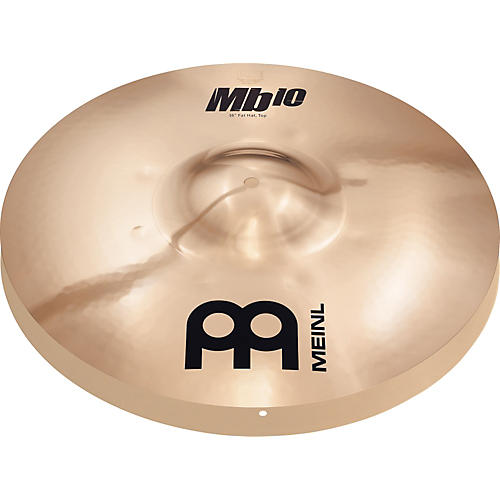 Meinl MB10 Fat Hat Hi-Hat Cymbals 16 in.