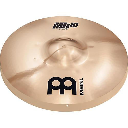 Meinl MB10 Fat Hat Hi-Hat Cymbals 16