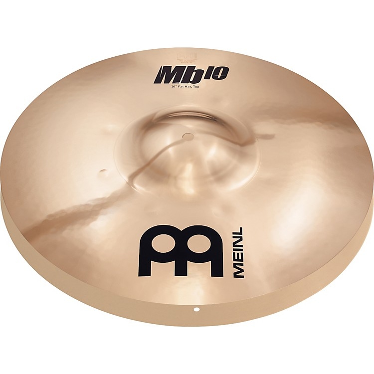 MeinlMB10 Fat Hat Hi-Hat Cymbals16