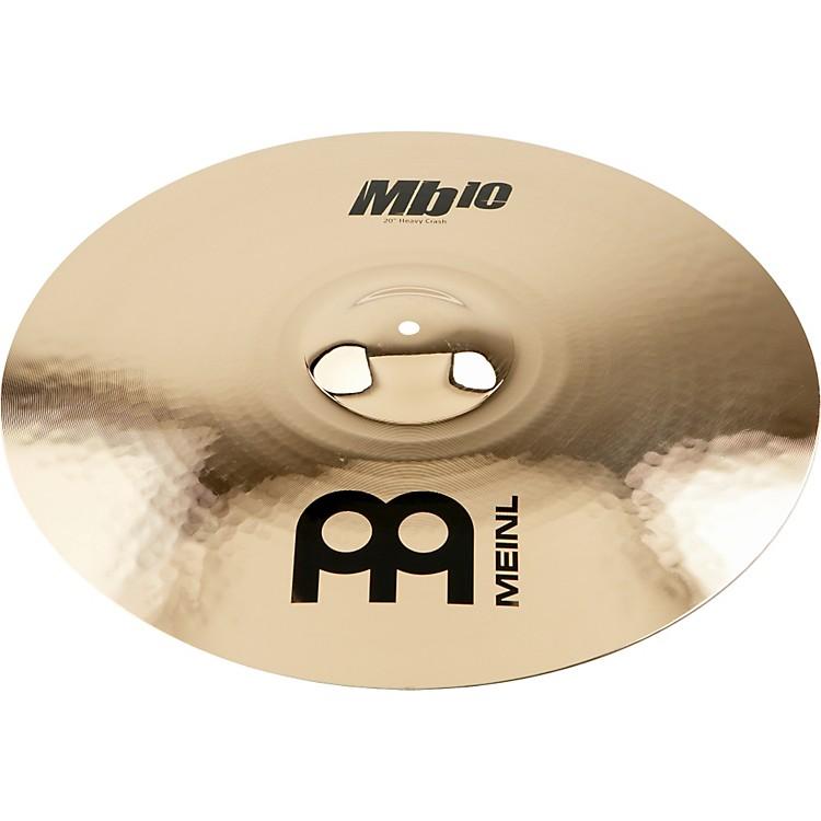 MeinlMB10 Heavy Crash Cymbal20 In