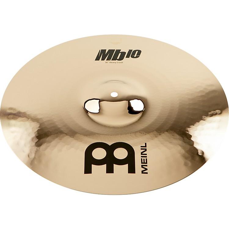 MeinlMB10 Heavy Crash Cymbal21
