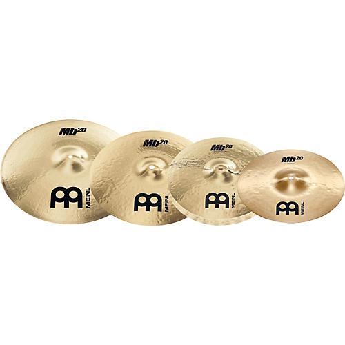meinl mb20 rock cymbal pack musician 39 s friend. Black Bedroom Furniture Sets. Home Design Ideas
