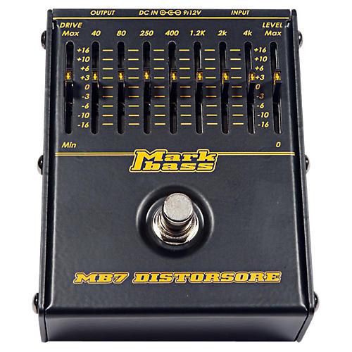 Markbass MB7 Distorsore Bass Distortion Effects Pedal-thumbnail