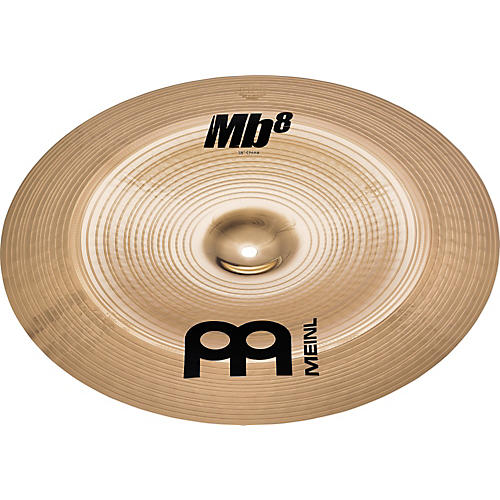 Meinl MB8 China Cymbal-thumbnail