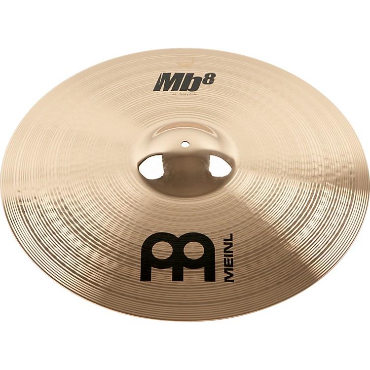 MeinlMB8 Heavy Ride Cymbal22