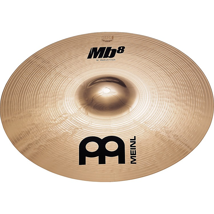 Meinl MB8 Medium Crash Cymbal 16 In